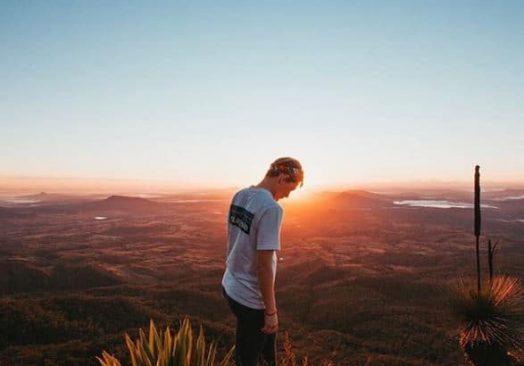 Mt Cordeaux Hike