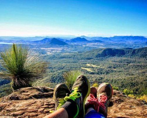 Mount Cordeaux hike