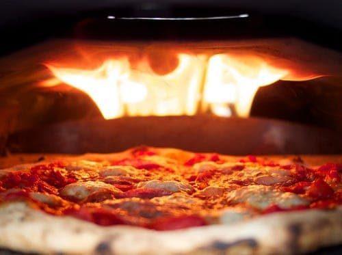 Pizza making masterclass