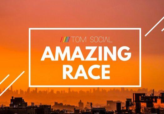 Tom Social Amazing Race