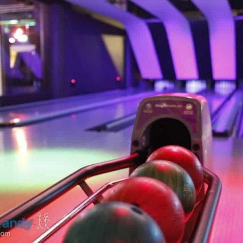 Ten pin bowling & dinner