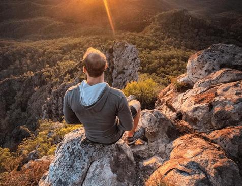 Hike- Flinders Peak