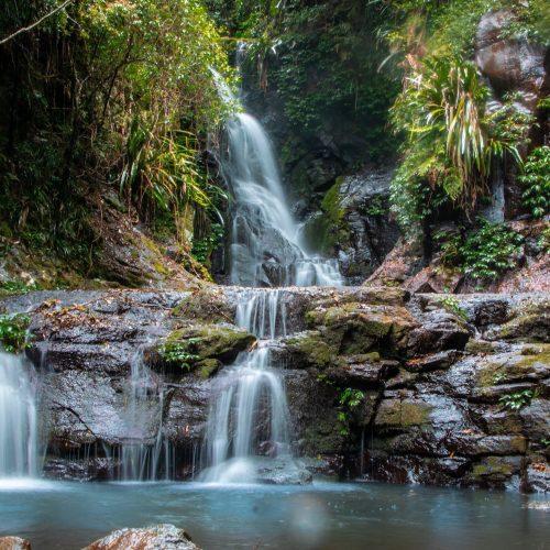 Elabana Falls Hike