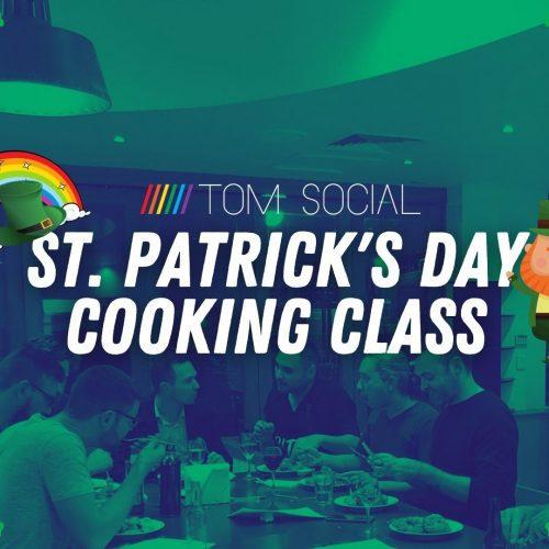 Irish cooking class