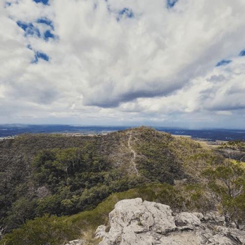 Mt Coochin Hike