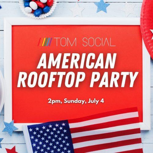 Tom Social 3rd Birthday Party